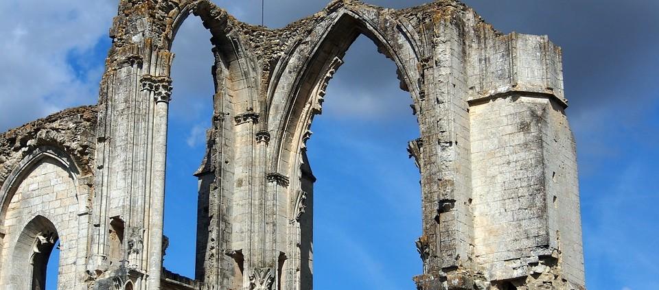 maillezais-cathedral-867805_960_720